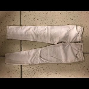 LOFT skinny jeans size 28/6P